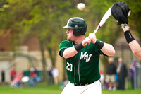 Mounds View vs. Cretin-Derham Hall 5/6/2015 Photos by Chris Juhn