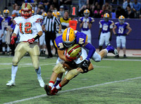 Lakeville South vs. Cretin-Derham Hall 8/22/2015 Photos by Rick Orndorf