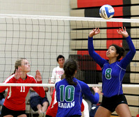 Eagan at the Shakopee Volleyball Tournament 9/12/2015 Photos by Drew Herron