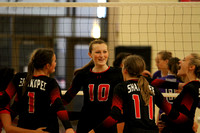 Shakopee at the Shakopee Volleyball Tournament 9/12/2015 Photos by Drew Herron