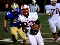 Class 4A, Sect. 5 Benilde-SM vs. Holy Angels 10/20/2015 Photos by Rick Orndorf