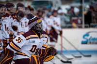 Eveleth-Gilbert vs. Duluth Denfeld 2/6/2016 Photos by Matt Moses