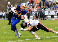 Class 5A, Section 6 semifinals St. Cloud Tech vs. St. Michael-Albertville 10/29/2016 Photos by Cheryl Myers