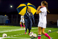 Eastview girls vs. Prior Lake 10/02/2014 Photos by Mark Hvidsten