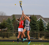 (Girls) Coon Rapids at Champlin Park 4/15/2016 Photos by Rick Orndorf