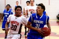 Sect. 6AAAA semis Minneapolis South vs. Hopkins 2/28/2015 Photos by Brian Nelson