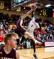 Austin vs. Northfield 1/5/18 Photos by Korey McDermott