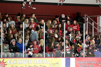Class 1A, Section 5 Final: Monticello vs North Branch Boys' Hockey.