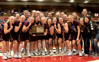Class 2A, Section 6 final Sauk Centre vs. St. Cloud Cathedral 3/9/18 Photos by Jeff Lawler