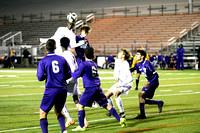 Rochester Lourdes vs. St. Cloud Apollo, Boys' State Class A quarterfinal 10/22/2014 Photos by Brian Nelson