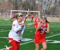 Robbinsdale Armstrong girls at Benilde-St. Margaret's 5/2/14 Photos by Rick Orndorf
