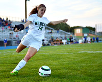 Burnsville (girls) vs. Eagan 9/18/2014 Photos by Nick Wosika