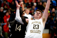 DeLaSalle vs. Apple Valley 12/12/2014 Photos by Brian Nelson