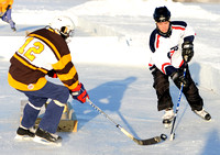 Networkers vs. Local Hockey Club 1/23/11 Photos by Helen Nelson