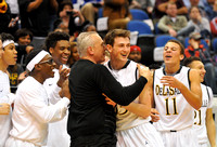Class 3A final St. Paul Johnson vs. DeLaSalle 3/14/2015 Photos by Rick Orndorf