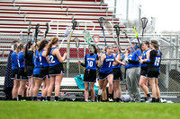 Owatonna girls vs. Lakeville South girls 4/18/2017 Photos by Mark Hvidsten