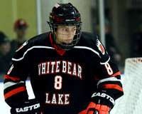 White Bear Lake vs Hill-Murray 12/8/2015 Photos by Nick Wosika