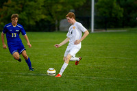 Holy Angels vs. DeLaSalle 9/25/2014 Photos by Mark Hvidsten