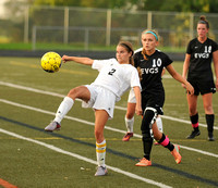 Eastview girls vs. Burnsville 9/4/2014 Photos by Rick Orndorf