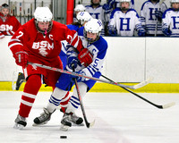 Benilde-St. Margaret's vs. Hopkins 2/7/2015 Photos by Nick Wosika